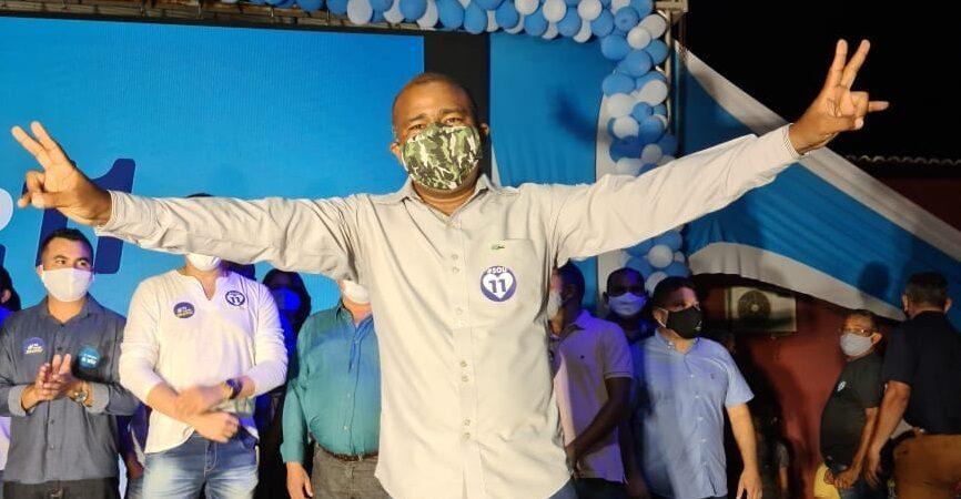 Raimundo Silva tem candidatura a vereador de Coelho Neto homologada em Convenção Partidária