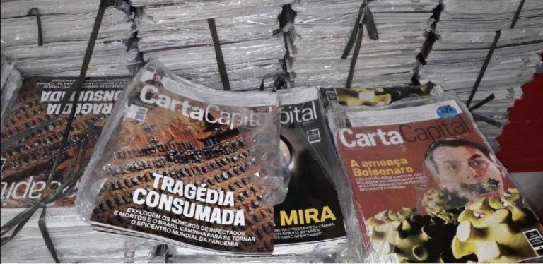 Carta Capital: Roberto Rocha protocola ação contra Dino