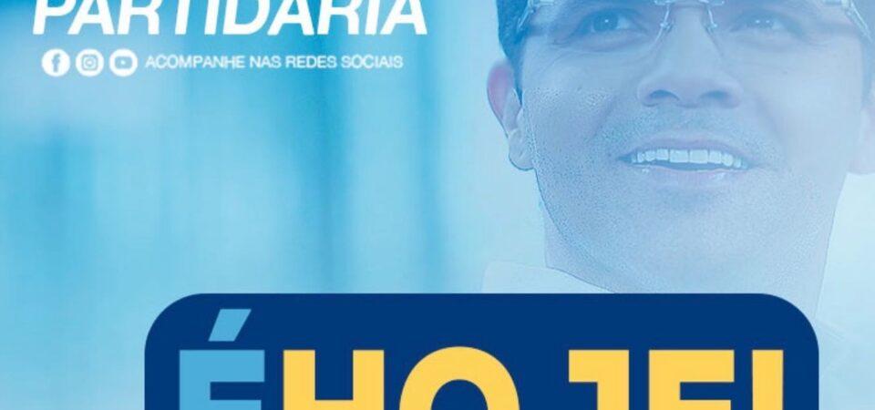Bruno Silva realizará Convenção Partidária neste sábado (12)