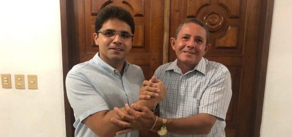 Martelo batido e ponta virada: Antônio Lustosa é confirmado vice de Bruno Silva em Coelho Neto