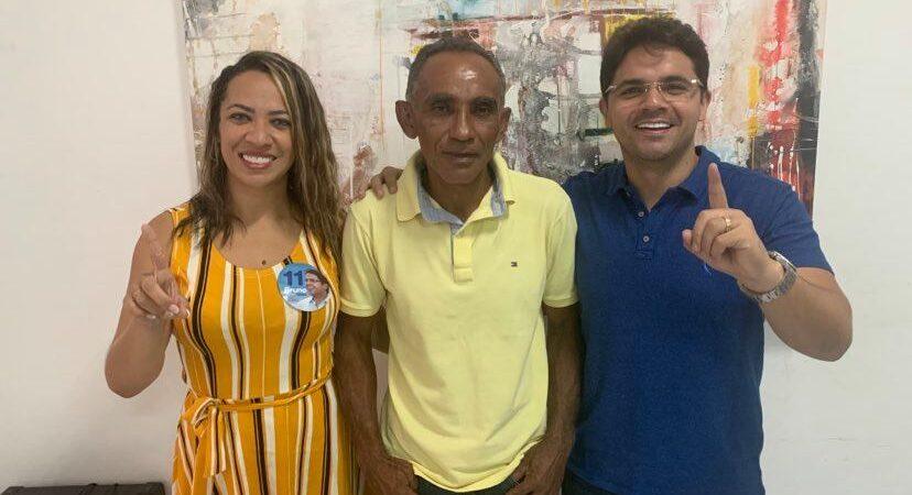 Aliado de Doralice declara apoio a Bruno Silva e Flaynie Rego