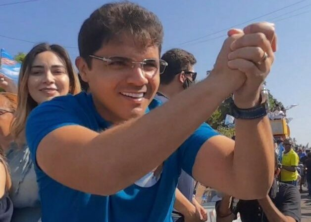 Deu no Jornal O Estado: Bruno Silva amplia a vantagem e lidera em Coelho Neto com 65%, diz Escutec