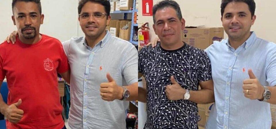 Imagem do Dia: Mais empresários declaram apoio a Bruno Silva