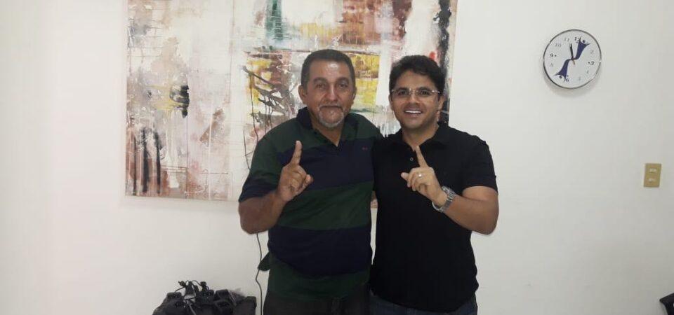 Aliado de Américo desiste da candidatura a vereador e declara apoio a Bruno Silva