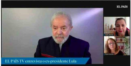 Lula em entrevista: 'Não vou enganar o povo mais uma vez'