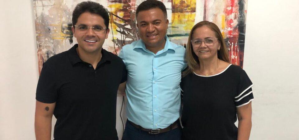 Presidente do partido de Albino declara apoio a Bruno Silva em Coelho Neto