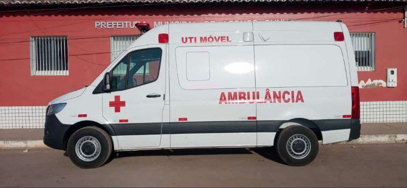 Pioneirismo: Com recursos próprios, Prefeitura adquire ambulância UTI móvel para Afonso Cunha