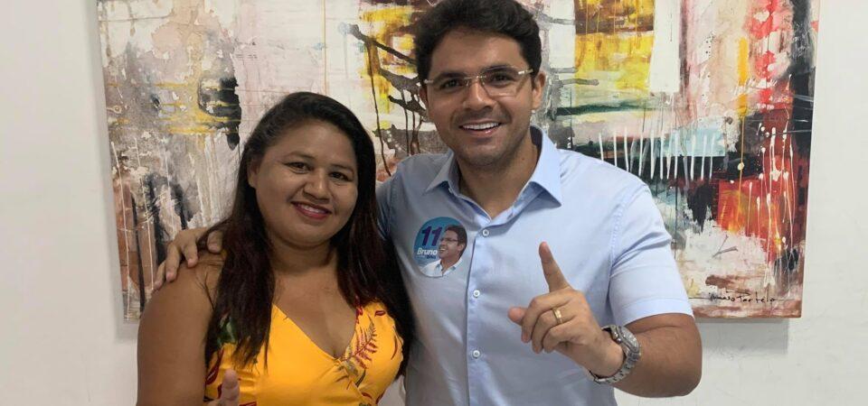 Mais apoios: Aliada de Américo anuncia desistência da candidatura a vereadora e declara apoio a Bruno Silva