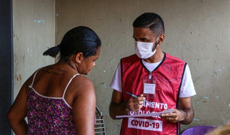 Maranhão tem 120 dias com taxa de contágio de Covid-19 abaixo de 1