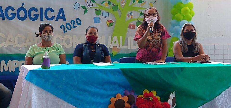 Prefeitura promove Jornada Pedagógica para profissionais da educação em Afonso Cunha