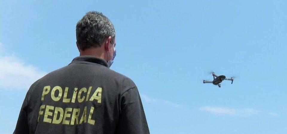 PF usará drones no MA para flagrar crimes no dia das eleições