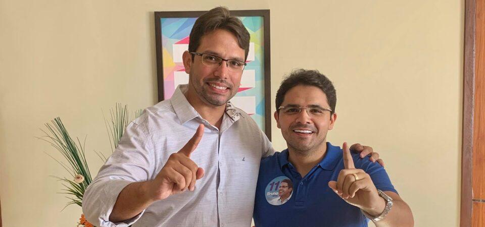 Martelo batido! Presidente Marcos Tourinho deixa Américo e declara apoio a Bruno Silva em Coelho Neto