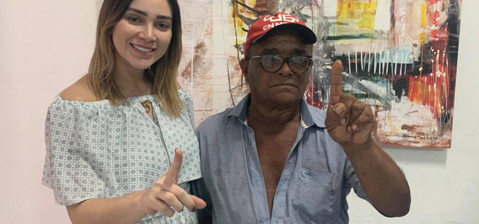 Mais uma liderança da zona rural reafirma apoio a Bruno Silva