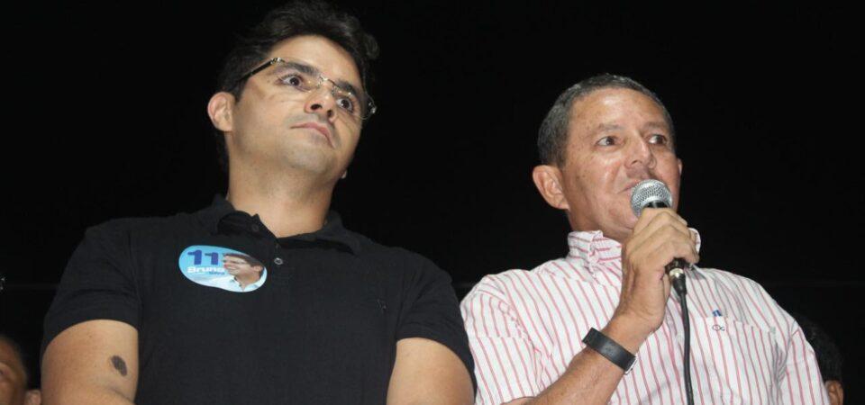 Bruno Silva participa de reunião política no bairro Mutirão