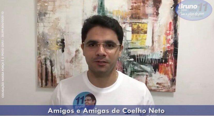Bruno Silva destaca performance em pesquisa e fala da reta final da campanha