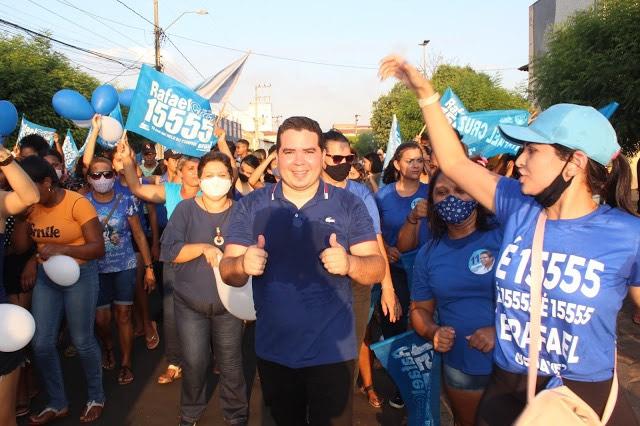 Rafael Cruz realizará Encontrão do RC nesta quinta (05)