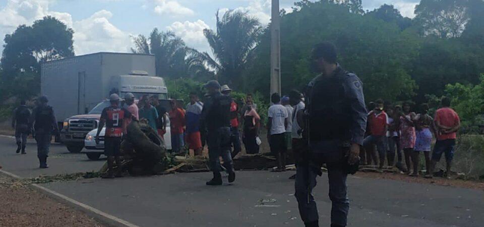 Criança morre após atropelamento na zona rural de Coelho Neto