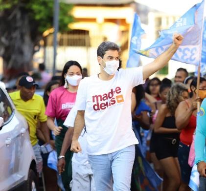 Braide vence Flávio Dino e Duarte Júnior, e elege-se prefeito de São Luís