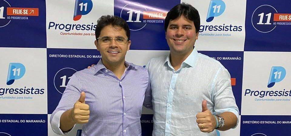 Bruno Silva se reúne com André Fufuca e trata da parceria de trabalho em favor de Coelho Neto