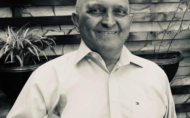 Classe política rende homenagens após falecimento do médico Dr. Sampaio