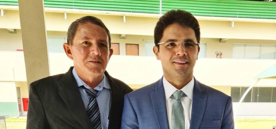 Bruno Silva, Lustosa e vereadores eleitos são diplomados em Coelho Neto
