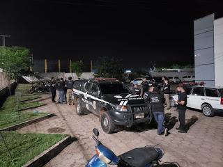 Polícia Civil deflagra operação em 11 cidades maranhenses