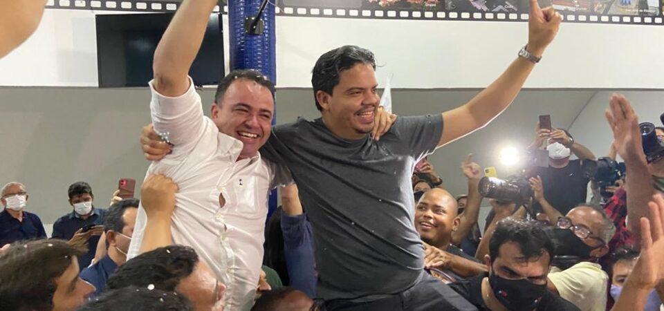 Erlanio é reeleito presidente da Famem, em nova derrota de Brandão