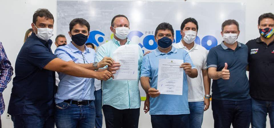 Bruno Silva mostra habilidade e força política nos primeiros 50 dias de governo em Coelho Neto…
