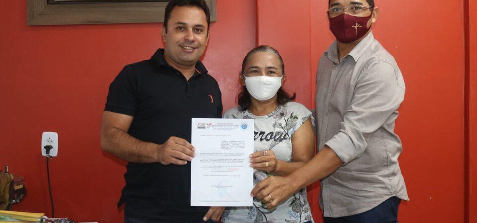 Prefeito de Afonso Cunha efetiva mudanças na equipe de governo