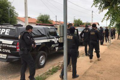 PMs são presos por tentativa de homicídio em Grajaú