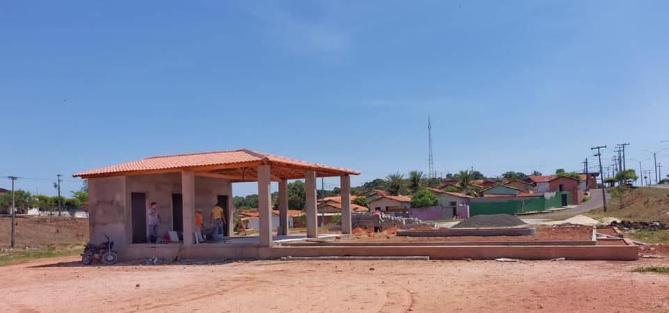 Com obras adiantadas, Bruno Silva entregará Academia de Saúde em Coelho Neto…